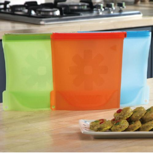 ECO Silicone Food Storage COO COO LOCK | Silicone kitchenware, lock and lock, Kitchenware, Livingware, food container,