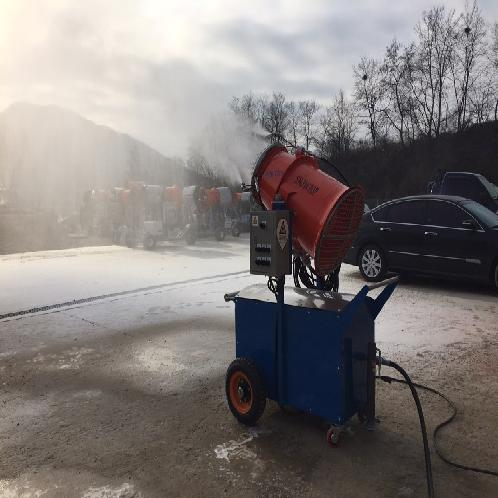 Snow Pop Home Snow making Machine | Ice Room, Snow business, Snow making machine