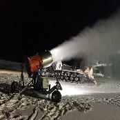 SnowZeus Fan type Snow Making Machine