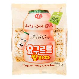 Yogurt Rice Cracker