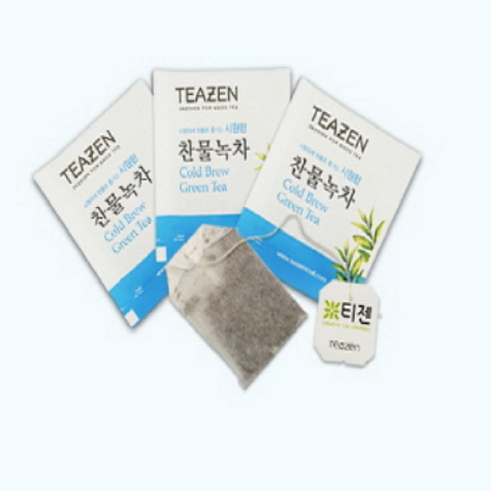 Teazen Cold Brew Green Tea