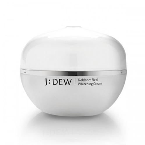 J:DEW Rebloom Real Whitening Cream | Double-functional skin product, Tone-up & Brightening effects, Whitening Cream