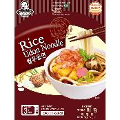 Rice Noodle Udong Sauce