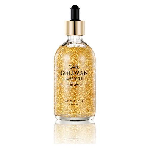24K GOLDZAN AMPOULE | massage, serum, ample, gold therapy, nutrition ample