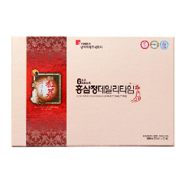 KOREAN RED GINSENG EXTRACT DAILYTIME