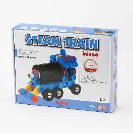 iRiNGO The steam Train 114pcs