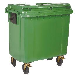 4 Wheel Waste Container- MGB-660