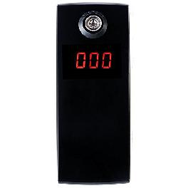 ALCO9 TX5500 Breathalyzer Portable Breath Alcohol Tester Detector with LCD Display