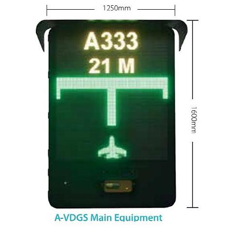 A-VDGS | A-VDGS, Visual Docking Guidance System, Docking Guidance, VDGS