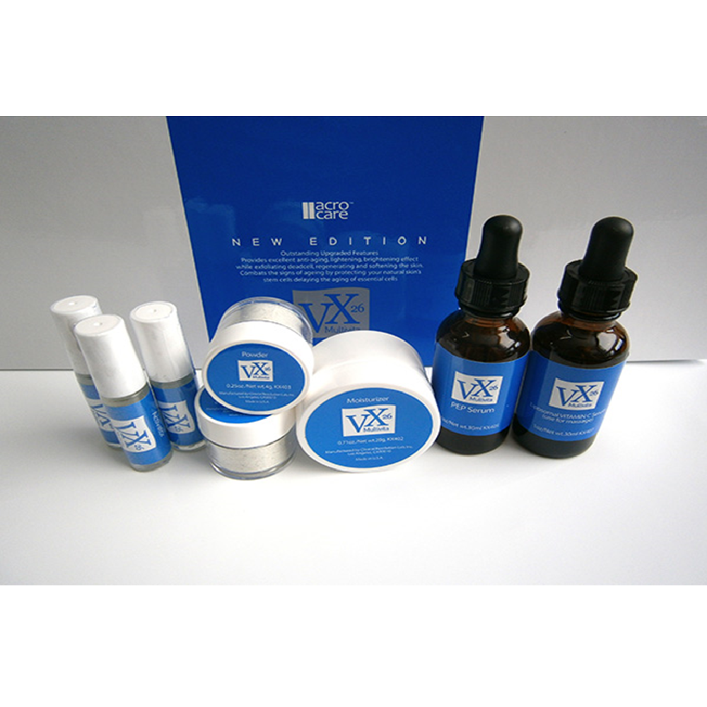VX-26 personal skin care kit