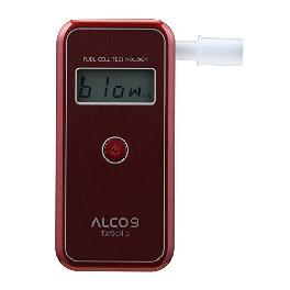 ALCO9 TX9010(aka AL9010) Fuel Cell Breathalyzer Portable Breath Alcohol Tester Detector