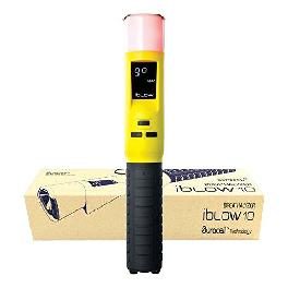 iBlow Breathalyzer Portable Breath Alcohol Tester with LCD Display