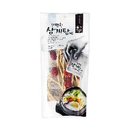 HaesongKNS  Convenient Ginseng Chicken Soup material Traditional Korean Food