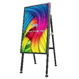 Easel Type Digital Signage