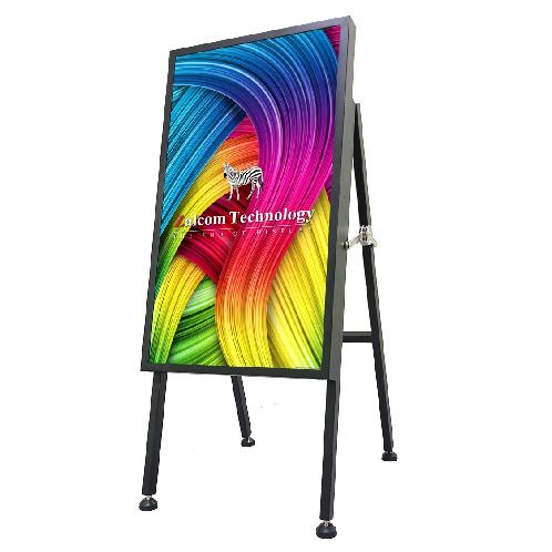 Easel Type Digital Signage | Floor stand,Front,Advertising