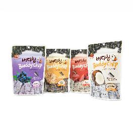 Buddy Chip Seaweed Snack Series