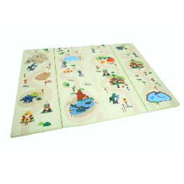 Korea Reduction of Noise Between Floors Mira Bell 3D Augmented Reality Mat for Childcare Center
