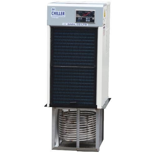 Oil cooler DME - 005 ~ 030 | Oil cooler, industrial, cooler, machine temperature,
