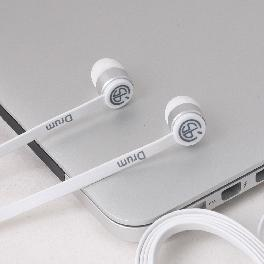 Metallic Earphone Drum