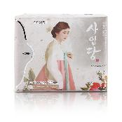 Saimdang Sanitary Pads Ultra Slim - Large winged type