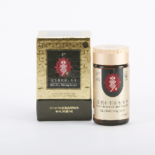 Kim's Red Ginseng Extract PREMIUM | Ginseng,healty,Red Ginseng
