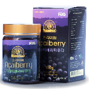 Acaiberry powder gift set (100g*3)