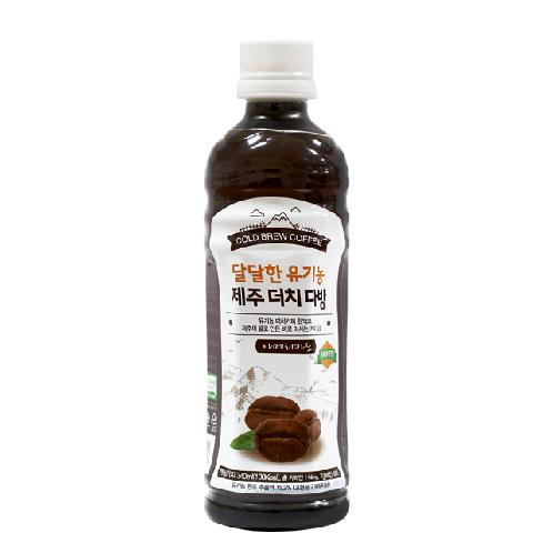 JEJU COLD DRIP COFFEE SWEET AMERICANO 340ml | coffee,cold brew,Jeju