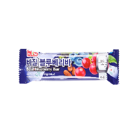Basil Blueberry Bar