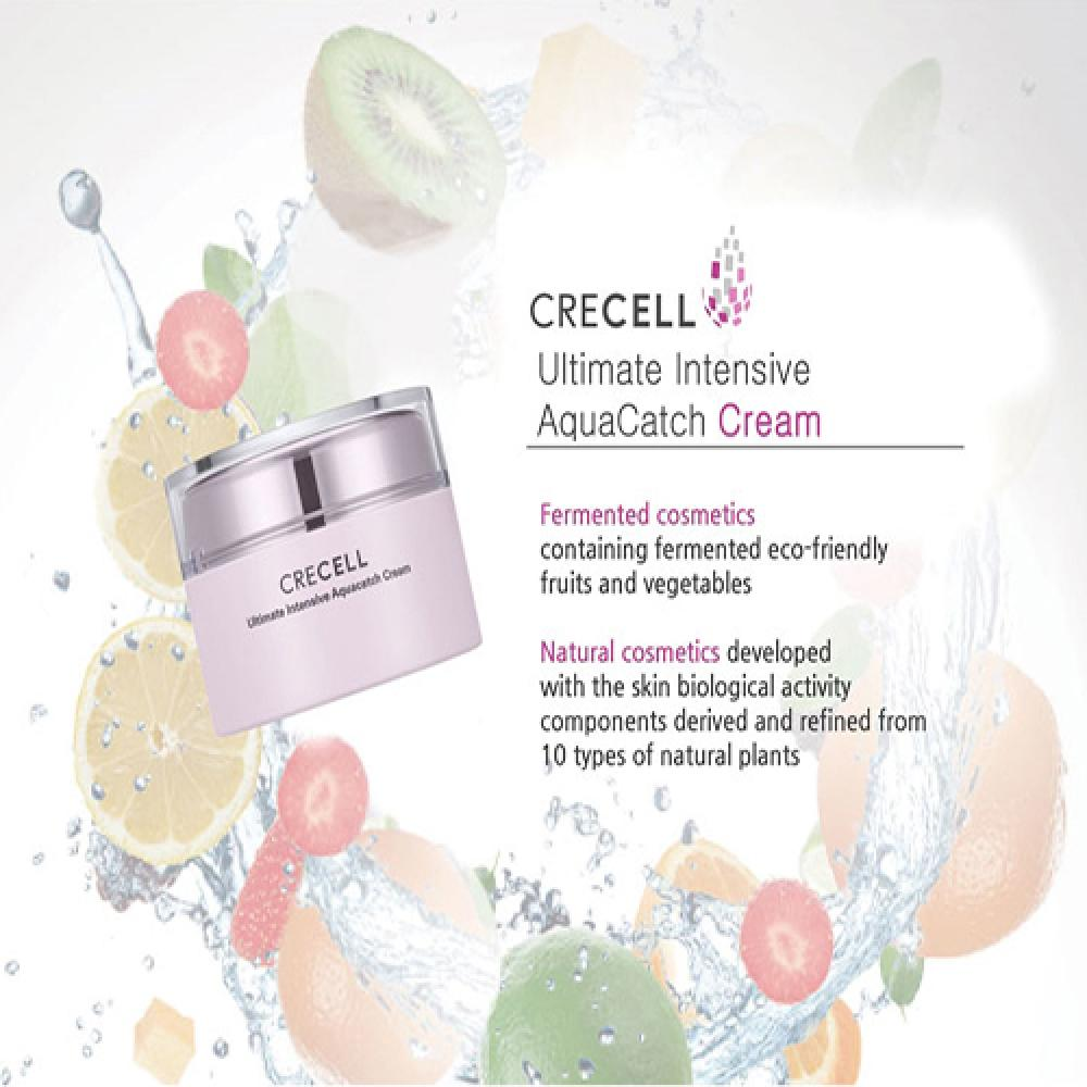 CRECELL Ultimate Intensive Aquacatch Cream
