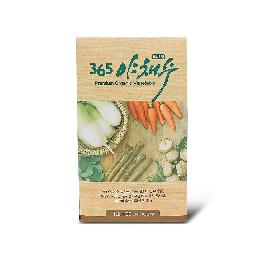100% Organic 365 Vegetable Water (Tea Bag Product)