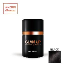 Glam up by Realmine Hair make up cushion(BLACK)