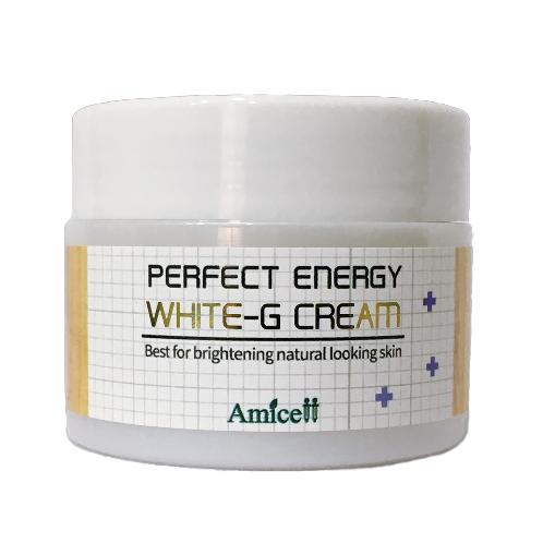 Amicell Perfect energy white g cream | brightening,glutathione,soothing skin,white cream,cream,cosmetic