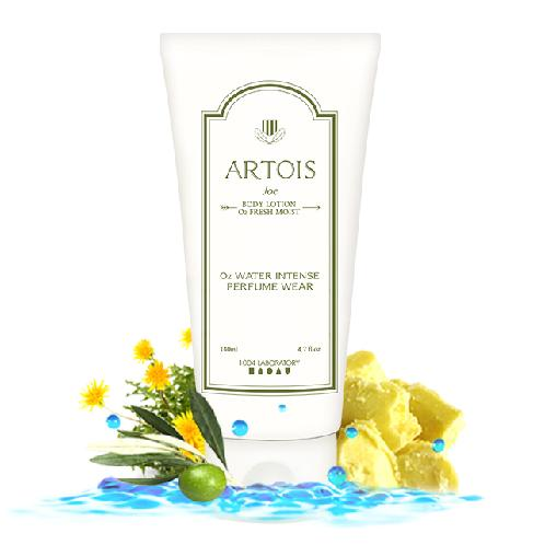 ARTOIS JOE BODY LOTION | BODY LOTION, LOTION, Strong moisturizing ability, increased persistency, Safe Ingredient