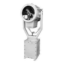 High performance powerful electric xenon searchlight for wholesale