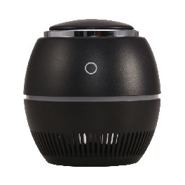 Air shot omni Air purifier (Black)