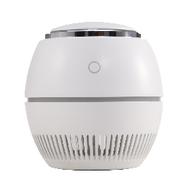 Air shot omni Air purifier (White)