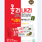 Rice Crunch Seaweed 12EA