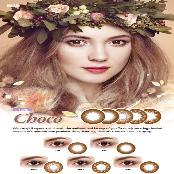 Choco Color Contact Lens Korea Wholesale