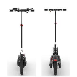 Popular used futuristric 60 to 80 km range per charge smart mobility cycle with back light stands JO