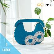 KOREA _ Bebettirang G8 Nursing cushion _ Blue