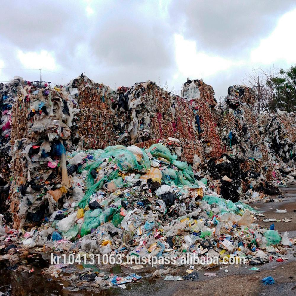 RECYCLING MACHINE / PP,PE,PS,ABS, USED PLASTICS/ PYROLSYIS