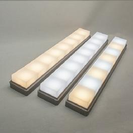 Block LED Light