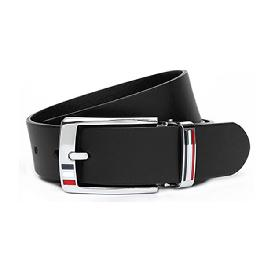 [KRSPORTS] finest cowhide from italy belt (Black)