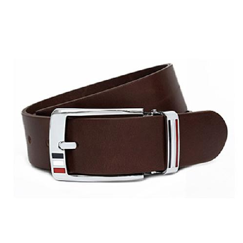 [KRSPORTS] finest cowhide from italy belt (Brown) | 100% S.Korean domestically manufactured, Adjustable length, Various Colors, finest cowhide belt