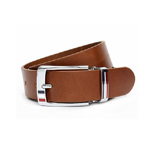 [KRSPORTS] finest cowhide from italy belt (Light Brown) | 100% S.Korean domestically manufactured, Adjustable length, Various Colors,finest cowhide belt