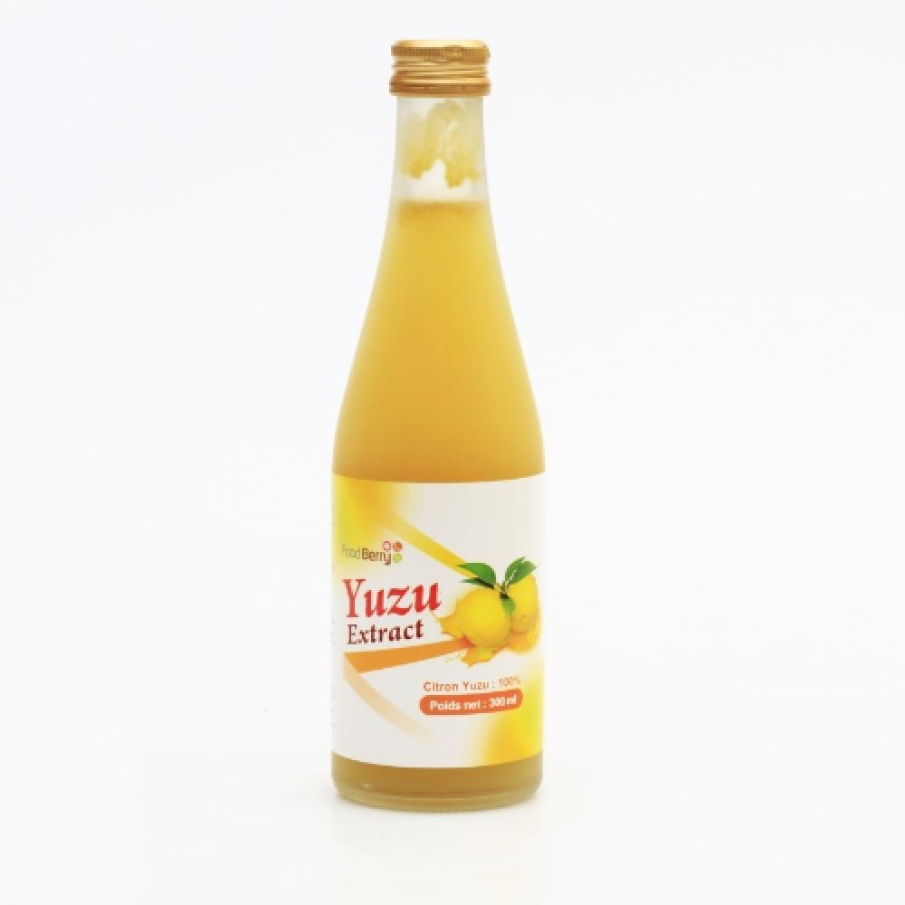 FoodBerry Yuzu juice