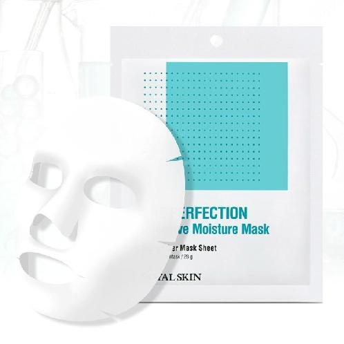 THE PERFECTION Intensive Moisture Mask | Ultra-microfibrous sheet, High adhesion, Deep moisturizing, Relaxing skin, Mask, Mask Pack
