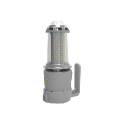Battery-powered LED Flameproof Lighting Fixture
