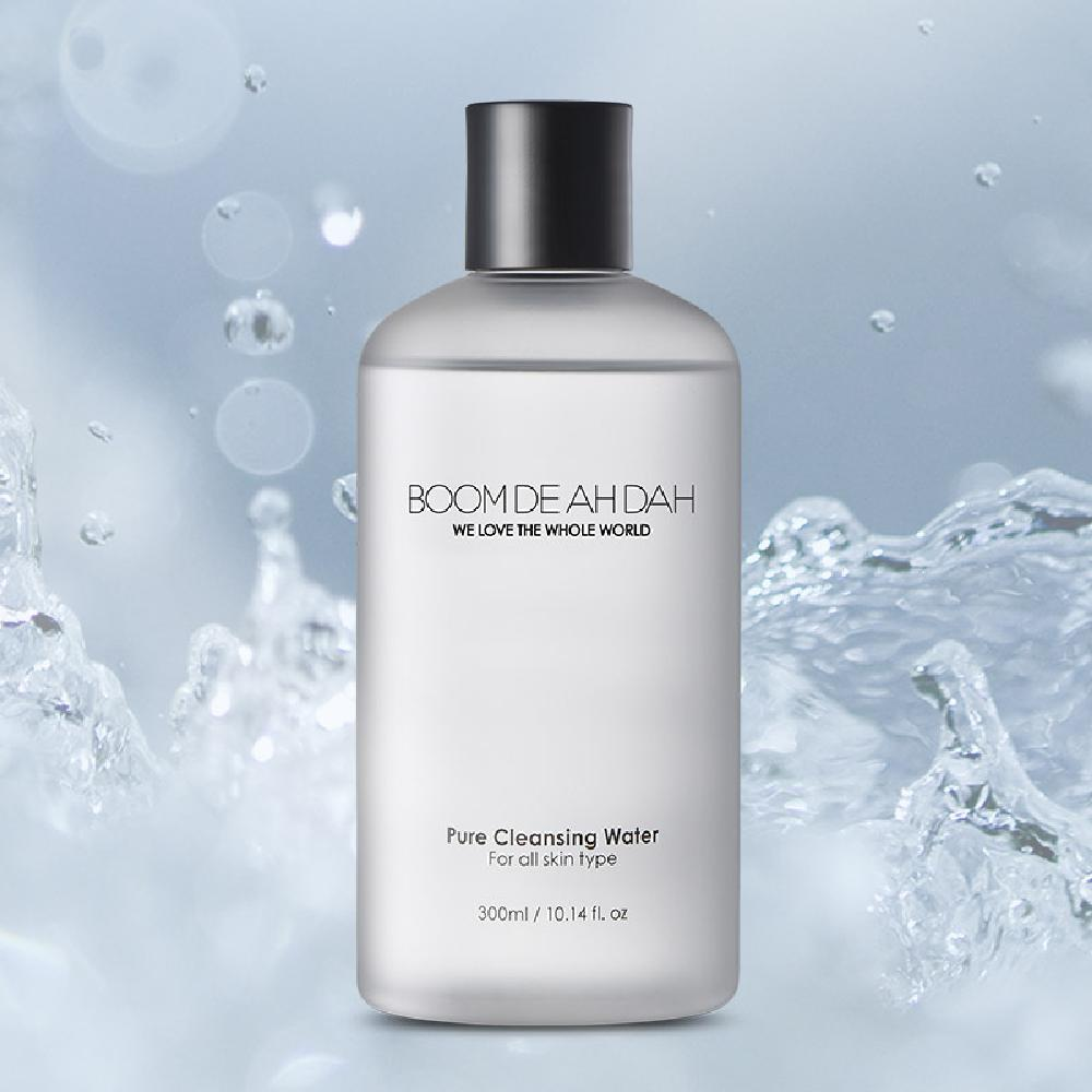 BOOMDEAHDAH Pure Cleansing Water
