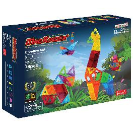 Magkinder 2D Creative Set 78 pcs